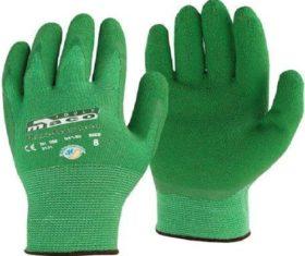 Γάντια Πλεκτά Νιτριλίου Κήπου ΜΑCΟ ΜΑΧΙ-ΒΑΜΒΟΟ 0415011.05.0205