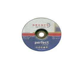 Δίσκος Κοπής Σιδήρου INOX 180x3x22 DRONCO PERFECT08.01.0388