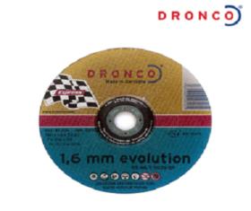 Δίσκος Κοπής Σιδήρου INOX 180x6x22 DRONCO 1,6 EVOLUTION08.01.1305