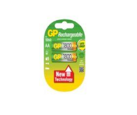 Επαναφορτιζόμενες Μπαταρίες GP RECHARGEABLE AA 1800mAh08.00.2567