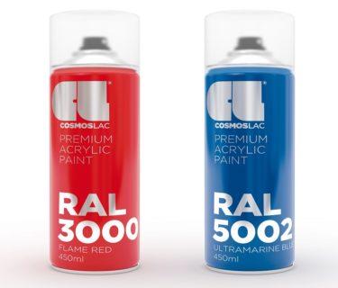 Σπρέι Ακρυλικά ACRYLIC RAL COSMOS LAC2