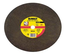 DeWALT Δίσκος Κοπής Μετάλλου 355x3.0x25.4 DT345008.01.0927