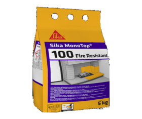 Sika Monotop-100 Fire Resistant 5kg10.08.0242