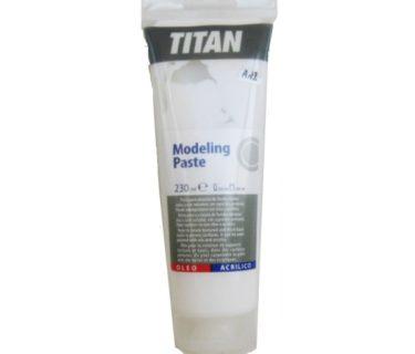 titan modeling paste